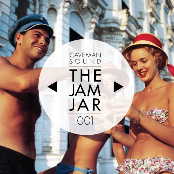 THE JAM JAR – 001