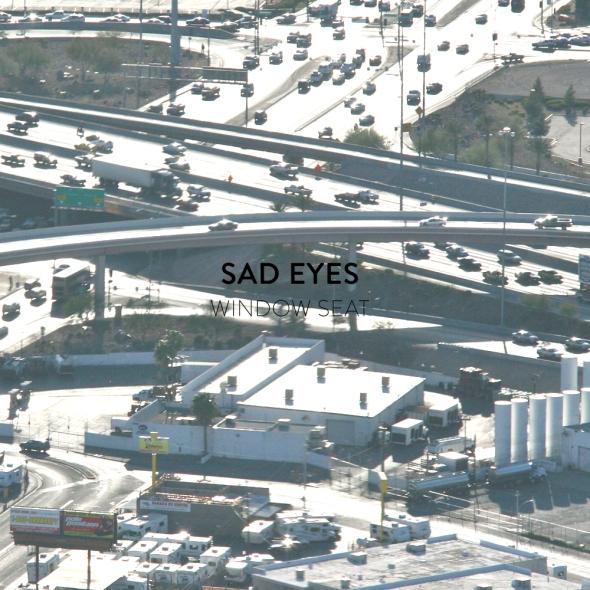 sad eyes | window seat